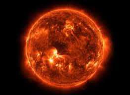 ظاهرة البقع الشمسية