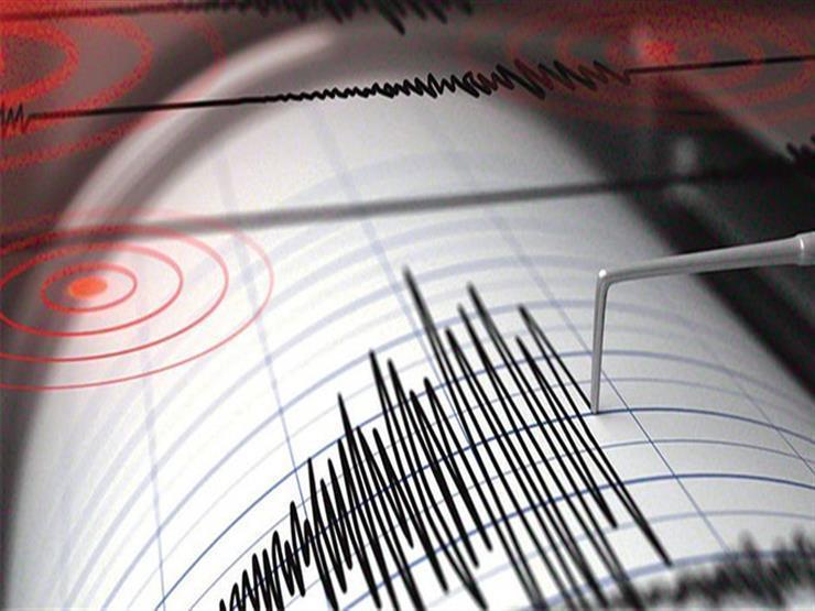 صورة زلزال بقوة 5,8 ريختر شعر به سكان 6 محافظات