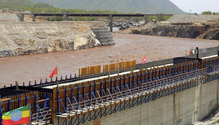 وزارة المياه الإثيوبية: سد النهضة اكتمل بنسبة 73% وبدء التعبئة يوليو القادم