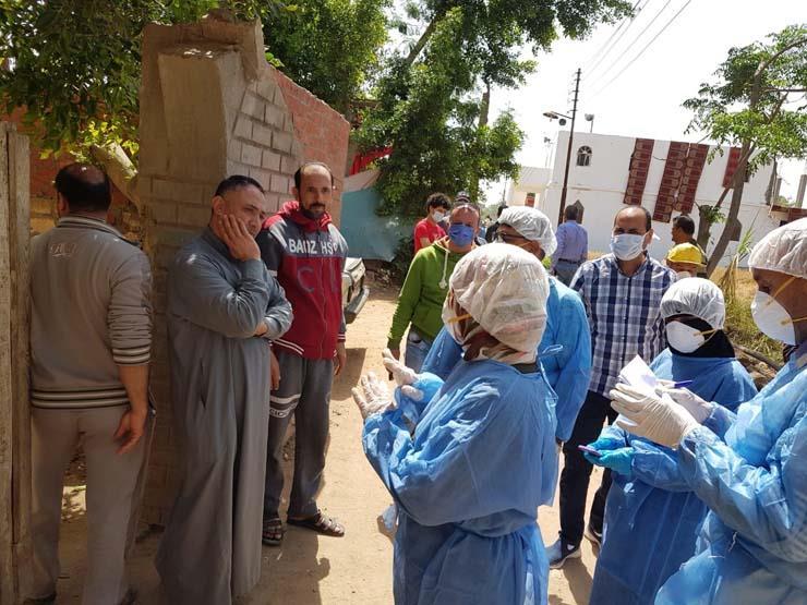 حصيلة فيروس كورونا اليوم الخميس في الشرقية