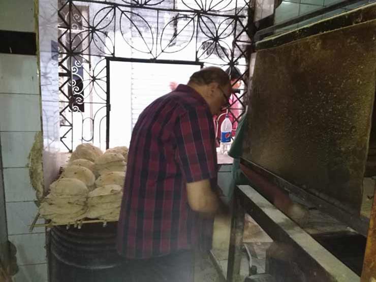"""صورة التموين تنفي استخدام """"دقيق فاسد"""" في إنتاج الخبز المدعم"""