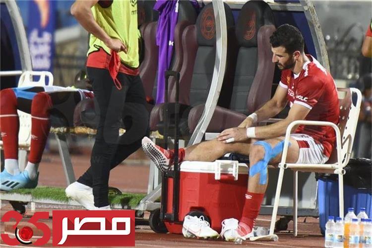 صورة سيد عبد الحفيظ يكشف عن تفاصيل إصابة محمود متولي