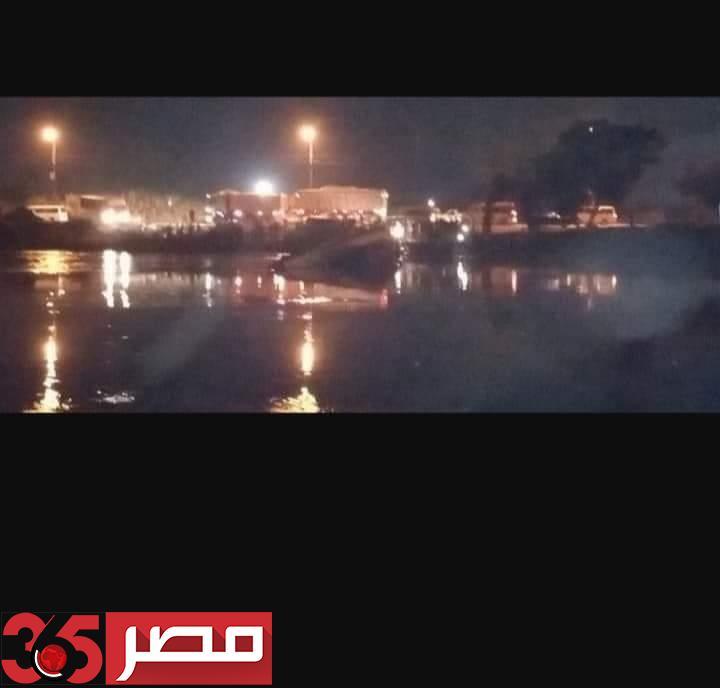 معدية في ترعة الرياح البحيرى بمحافظة البحيرة 3