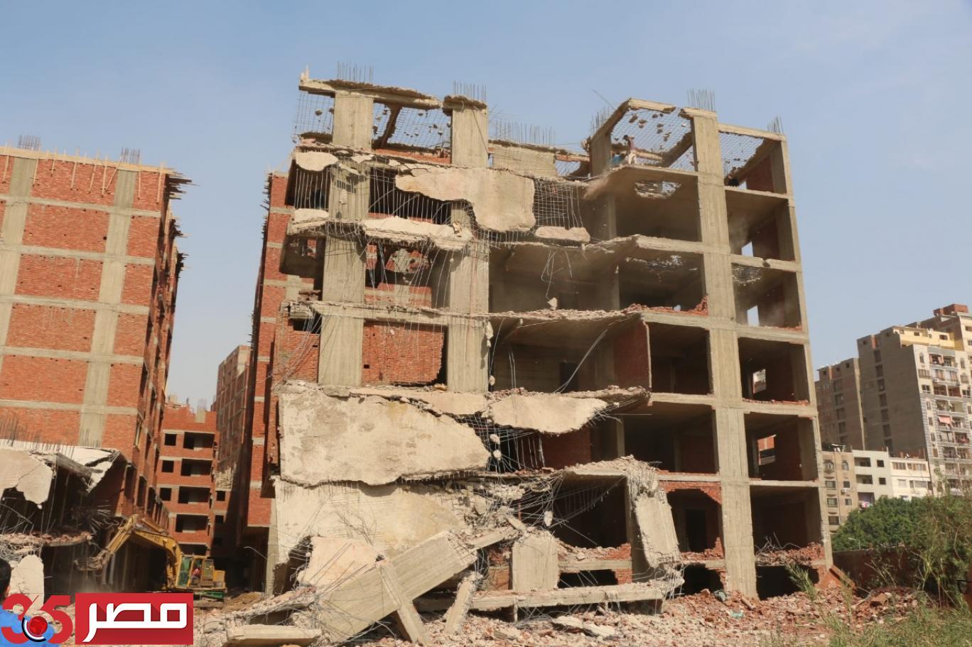 صورة التنمية المحلية تعلن عن تخفيضات جديدة على أسعار التصالح فى مخالفات البناء