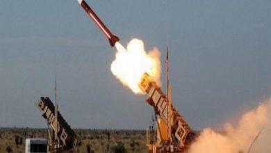 صورة عاجل: قصف صاروخي على قرية سعودية وإصابة مدنيين
