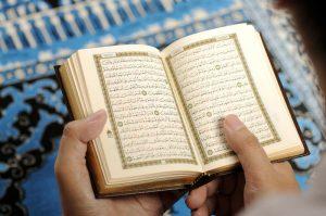 ختم القرآن للميت في رمضان
